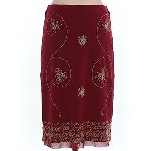 Vivienne Tam Casual Skirt, Size 2